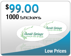 $99 1000 stickers
