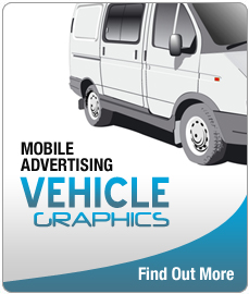 mobile advertising - vehicle wrap
